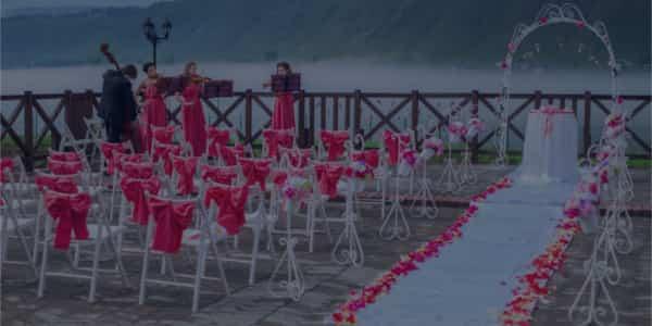musicisti in abito per matrimonio a Salerno